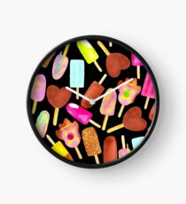 Aussie Ice Creams - Scatter - Black Clock