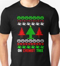 Oh Chemist Tree T shirt Unisex T-Shirt