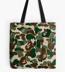 Bape Army Tote Bag