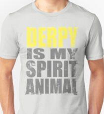 Derpy is My Spirit Animal Unisex T-Shirt