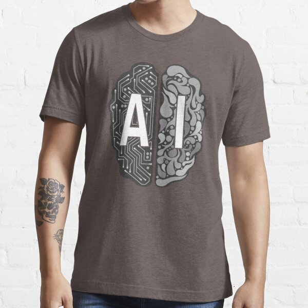 AI – Artificial Intelligence Essential T-Shirt