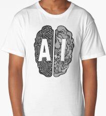 AI – Artificial Intelligence Long T-Shirt