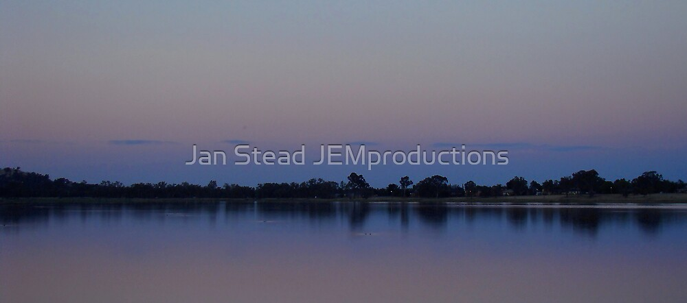 band of blue by Jan Stead JEMproductions