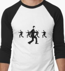 Talking Heads - Once in a lifetime Men's Baseball ¾ T-Shirt