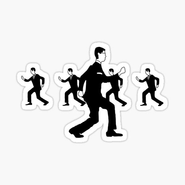 Talking Heads - Once in a lifetime Sticker