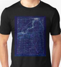 USGS TOPO Map Illinois IL Yorkville 310092 1925 62500 Inverted T-Shirt
