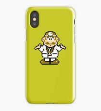 Dr Mario 2 iPhone Case