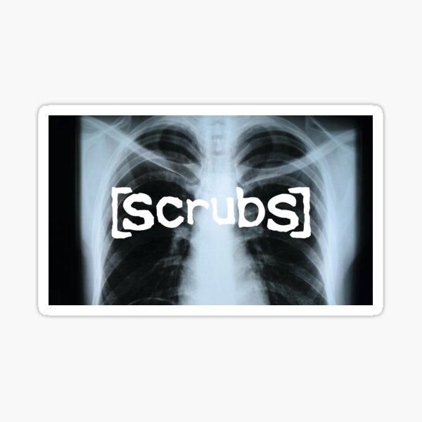 Scrubs Sticker