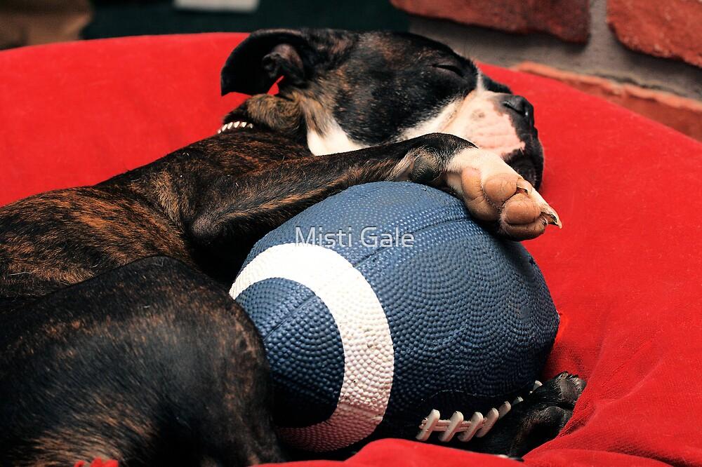 """I Love My Football"" by Misti Love"