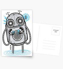 Oh Beep! Postcards