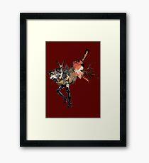 LYCANTROPICHAOS Framed Print
