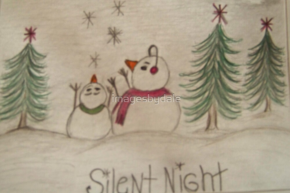Silent Night by imagesbydale