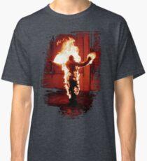 Rammstein burning man Classic T-Shirt