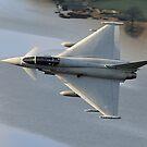 RAF Typhoon25 by Simon Pattinson