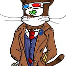 10 Doctor who cat by maxdiet