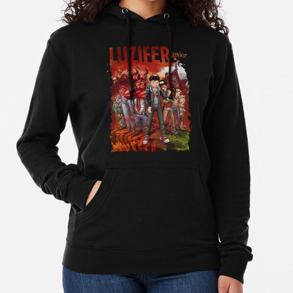 COVER 1 Leichter Hoodie