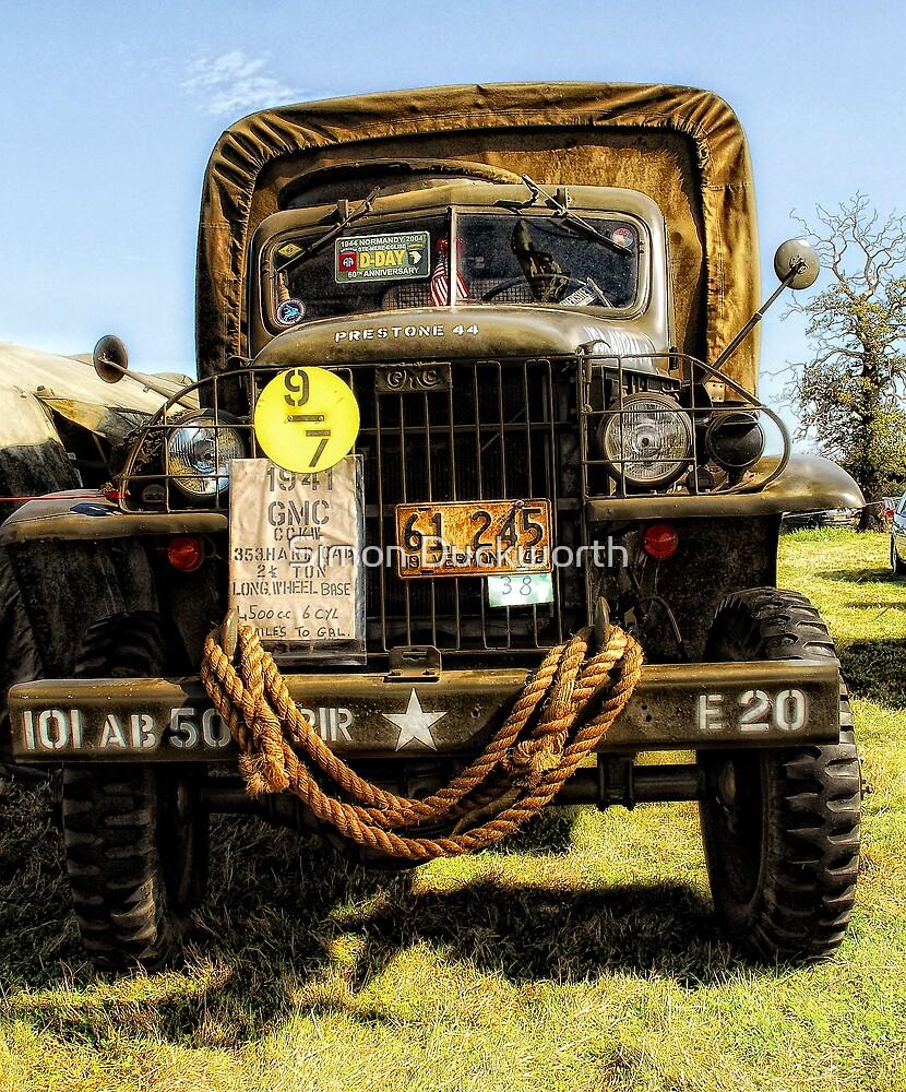 2 1/2 tonner 1941 by Simon Duckworth