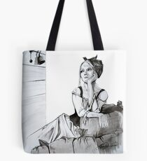 Filthy, a handmaidens story Tote Bag