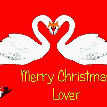 Merry Christmas Lover by ZipaC