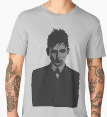 Penguin portait - Gotham Men's Premium T-Shirt