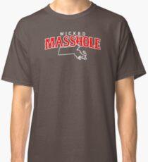 Masshole Massachusetts native Best Product Classic T-Shirt