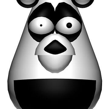 Panda by spudbog
