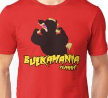 """Bulk Biceps """"Bulkamania"""" Unisex T-Shirt"""