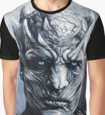 King Of Winter By LegacyArt86 Graphic T-Shirt