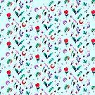 Magic Afoot Pattern by maggiedrawsgood