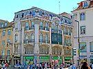 Lisbon. Rua Augusta by terezadelpilar ~ art & architecture