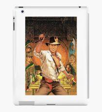 Indiana Jones: Raiders of the Lost Ark iPad Case/Skin