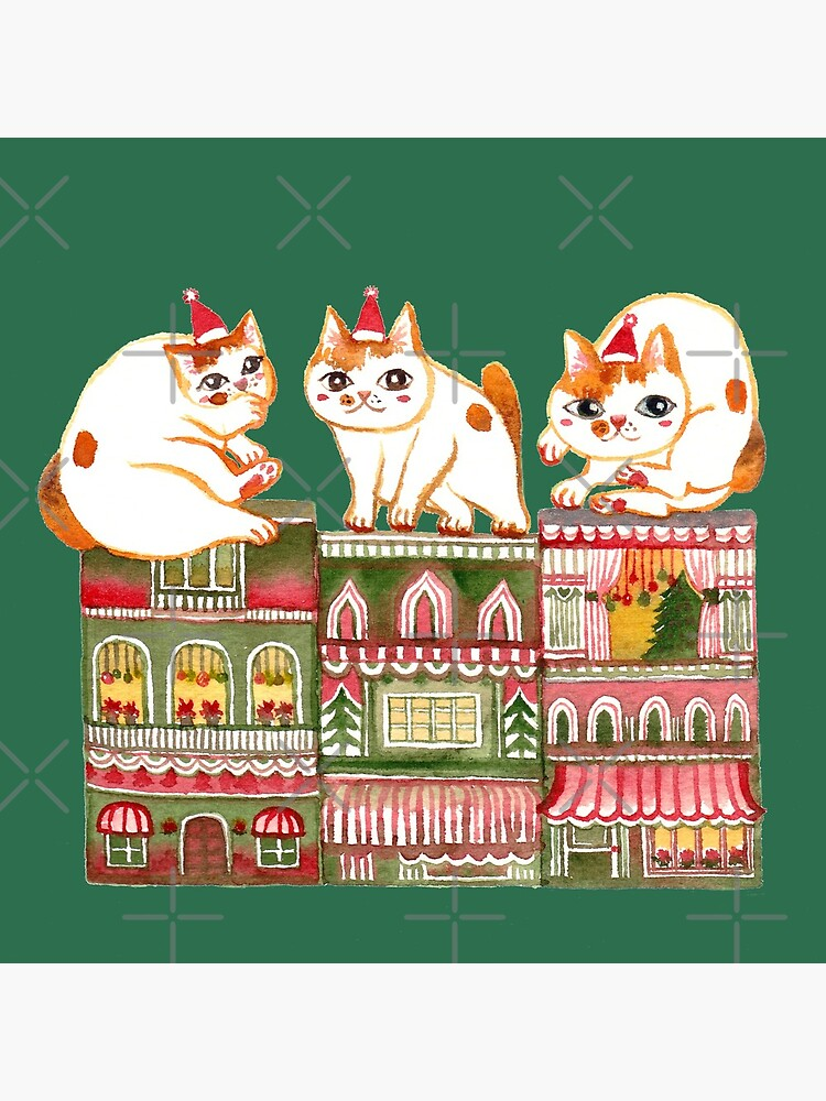 Catsmas Townhouse by whya
