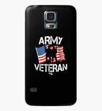 Army Veteran Case/Skin for Samsung Galaxy