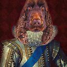 Prince Charlie by audah