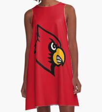 Louisville Cardinals A-Line Dress