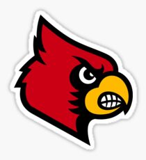 Louisville Cardinals Sticker