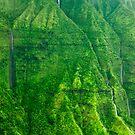Napali Coast, Kauai, Hawaii by Caleb Ward