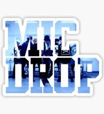 BTS Mic Drop Remix Sticker