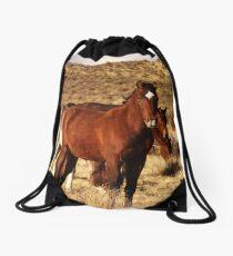 Palomino Valley Wilds Drawstring Bag