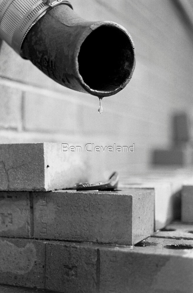 Drained by Ben Cleveland
