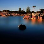 Red Rocks by Angelika  Vogel