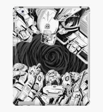 TF - Wreckers (white background) iPad Case/Skin