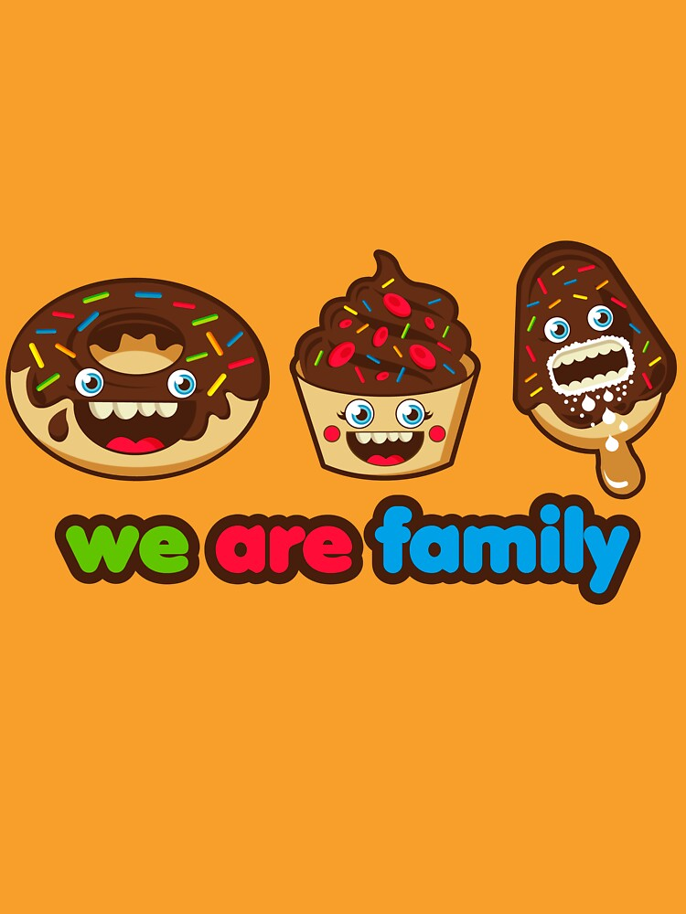 we are family by candelakis