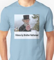 Videos by Brother Nathanael  Unisex T-Shirt