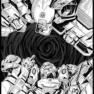 TF - Wreckers (transparent background) by deadbunneh