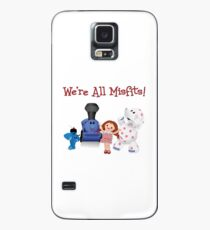 We're All Misfits! Case/Skin for Samsung Galaxy