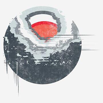 Digital Moonset  by bcboscia410