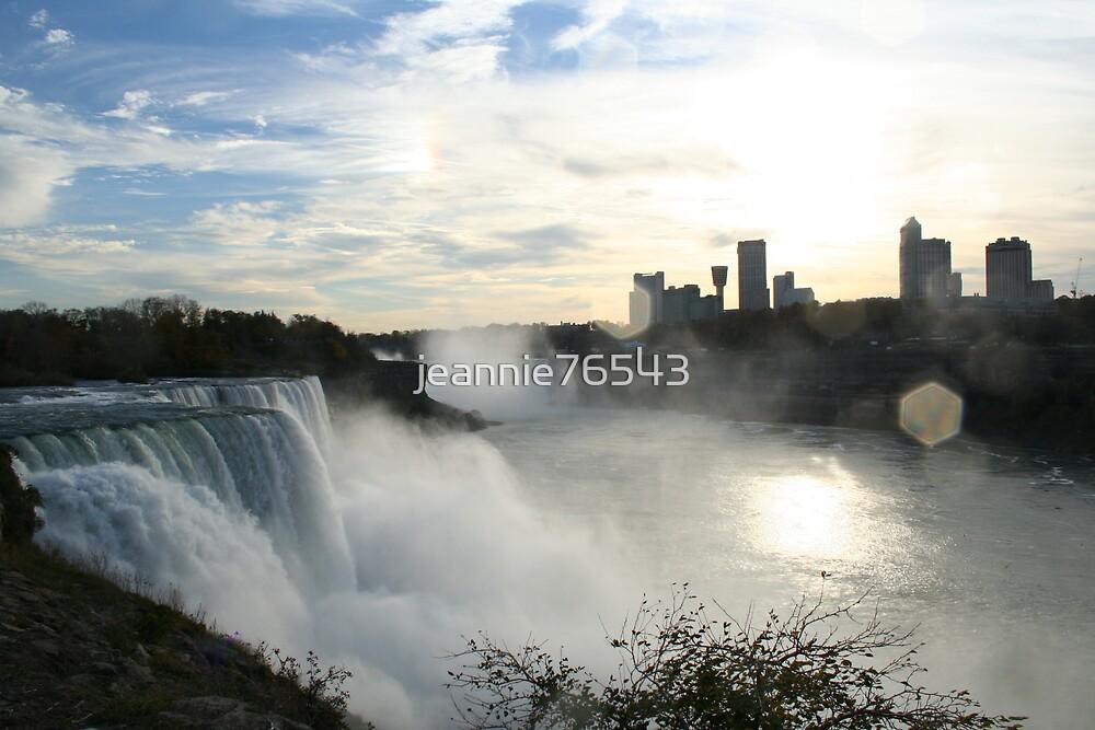 niagra falls 2 by jeannie76543