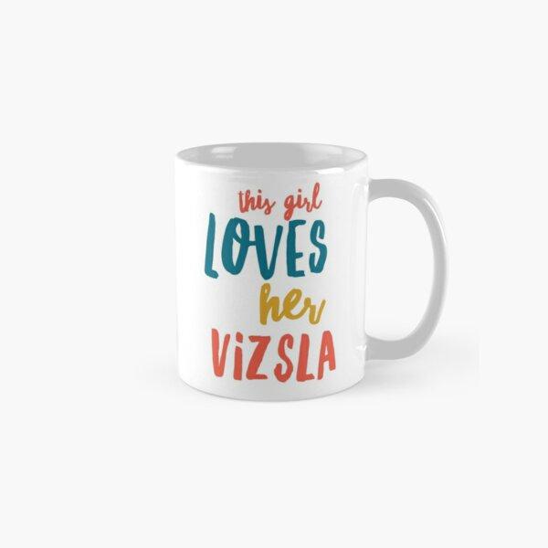 Vizsla love Classic Mug