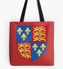 Armoiries royales d'Angleterre (1406-1422) Tote bag